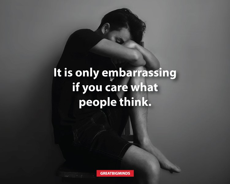 5 Tips To Overcoming Embarrassment