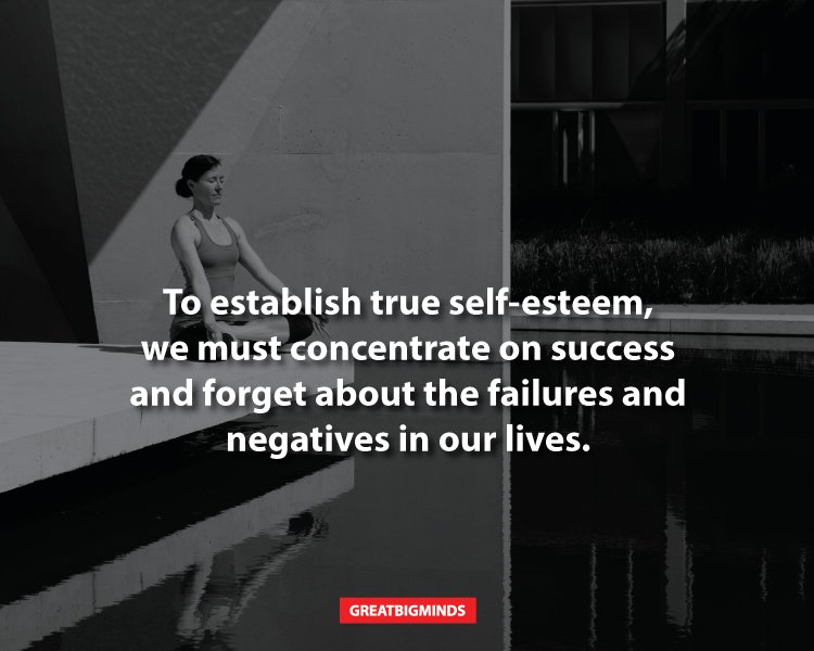 11 Ways To Build Your Self-Esteem