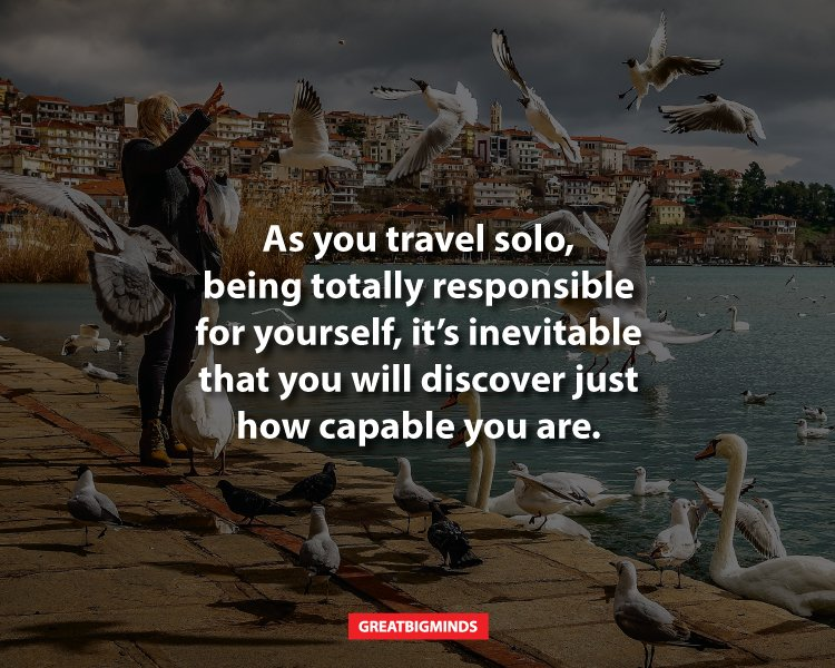 7 Reasons Why Travelling Solo Can Help You Grow as A Person