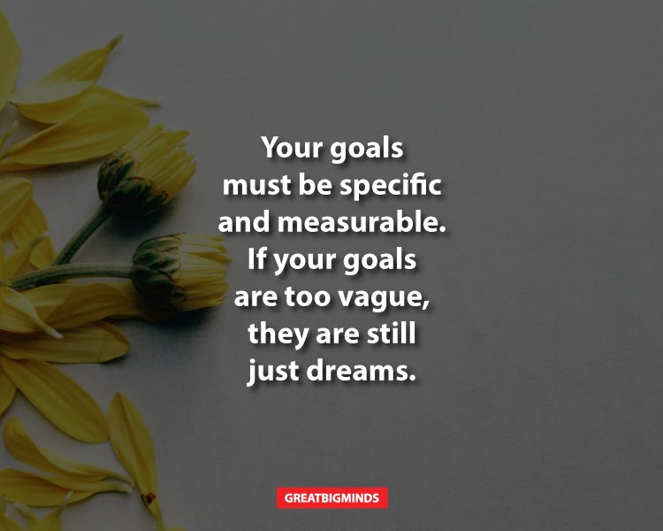 9 secret steps to reach your goals and live your dream life