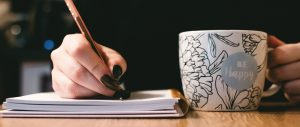why writing your intentions is crucial and how you can do it